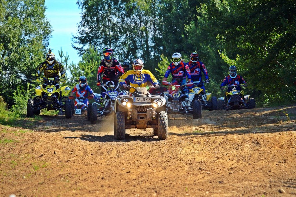 Quad Biking: A Hobby Idea for Your Teenage Son