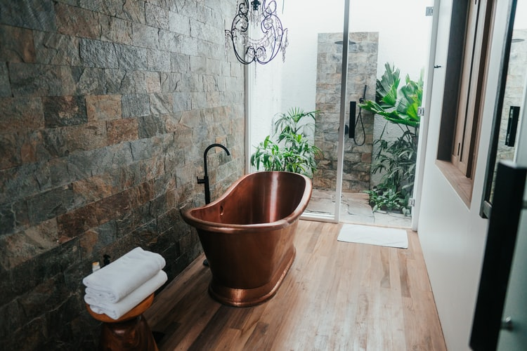 Obsession With Luxury Bathrooms